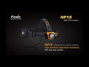 Frontal Fenix HP15