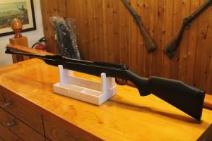 Carabina Diana Magnum 350 Panther detalle de la carabina