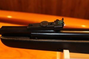 Mira de la carabina Magnum Panther