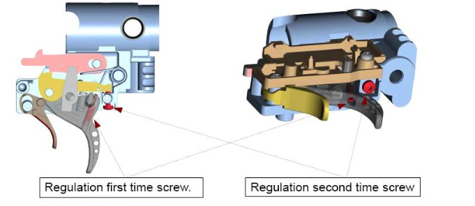 Gamo G-Magnum IGT  22 CAT trigger - Airguns & Guns Forum
