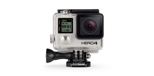Cámara GoPro HERO4 Black