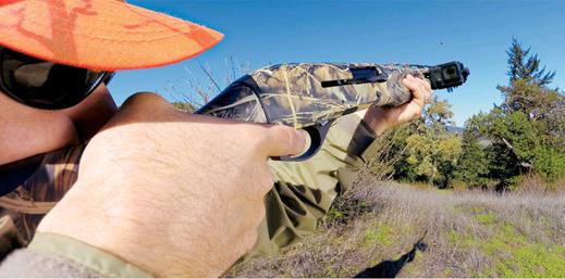 GoPro Caza y Tiro. Soporte para Rifles, Revólveres y Pistolas