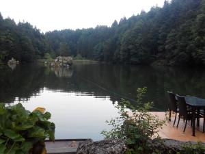 Bergisteiner See.