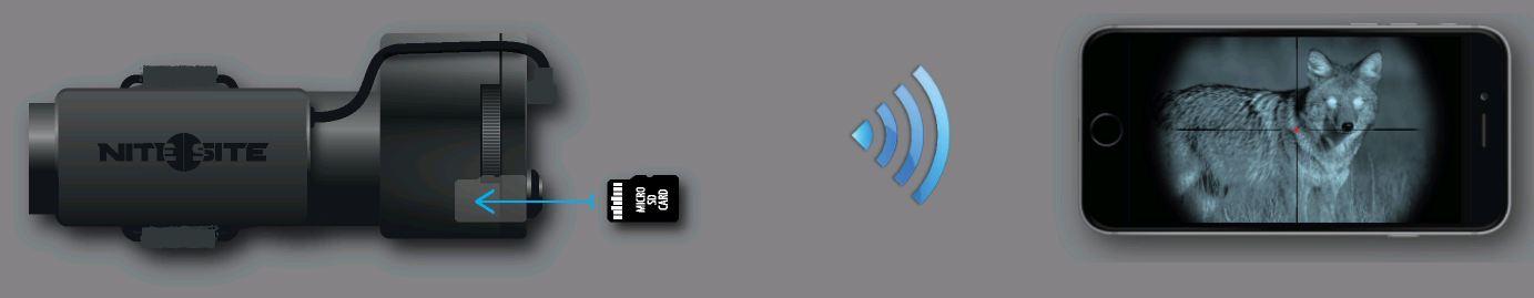 Nite site wifi