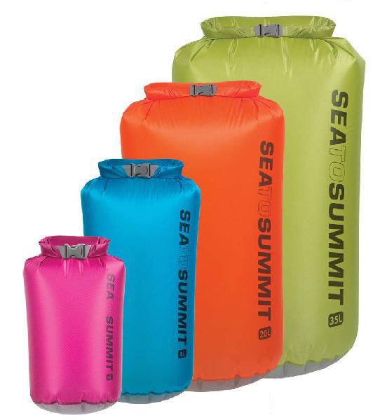 Sea To Summit La familia de las Ultra-Sil Dry Sack
