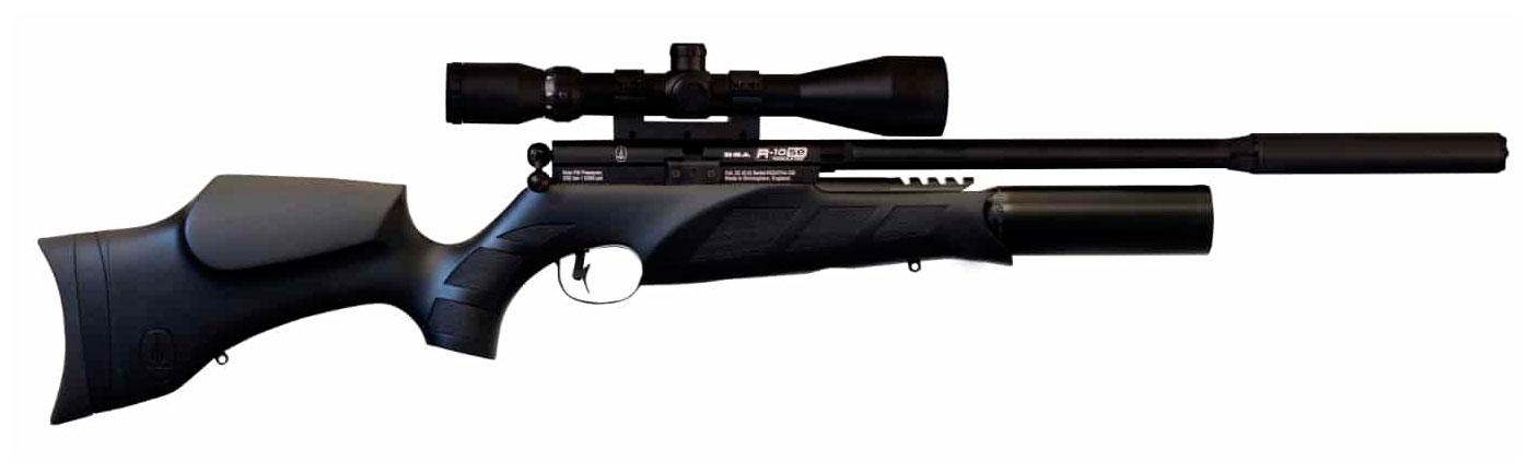 Carabina BSA R-10 SE Black CCS