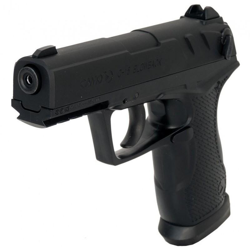Pistola CO2 Gamo C-15 Blowback