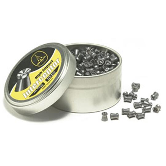 BSA INTERCEPTOR  PELLETS CAL. 4,5MM (500 ud)