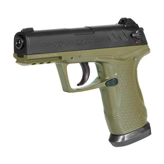 GAMO C-15 BLOWBACK OLIVE DRAB CO2 PISTOLE